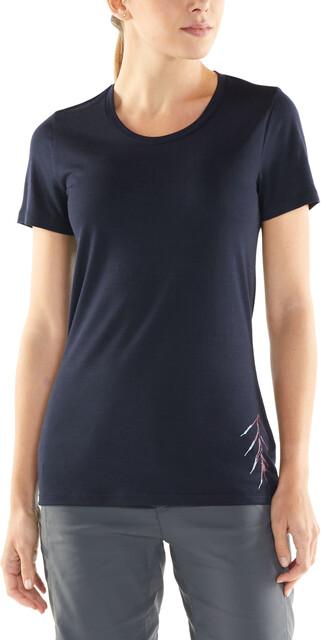Crewe Tech Low Women Panax Navy Shirt Icebreaker Lite Midnight Ss uZPkiX